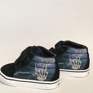 ca255f1797 Vans Shoes - VANS SK8-Mid Reissue Rocker Bones Vault Toddler 5